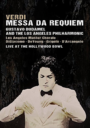 Messa da Requiem by Verdi conducted by Gustavo Dudamel featuring Julianna Di Giacomo