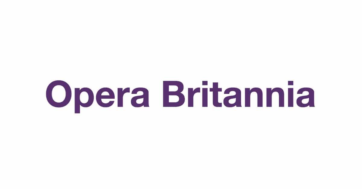 Opera Brittania logo